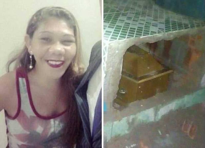 Жительницу Бразилии по ошибке похоронили живой, и она 11 дней пыталась выбраться