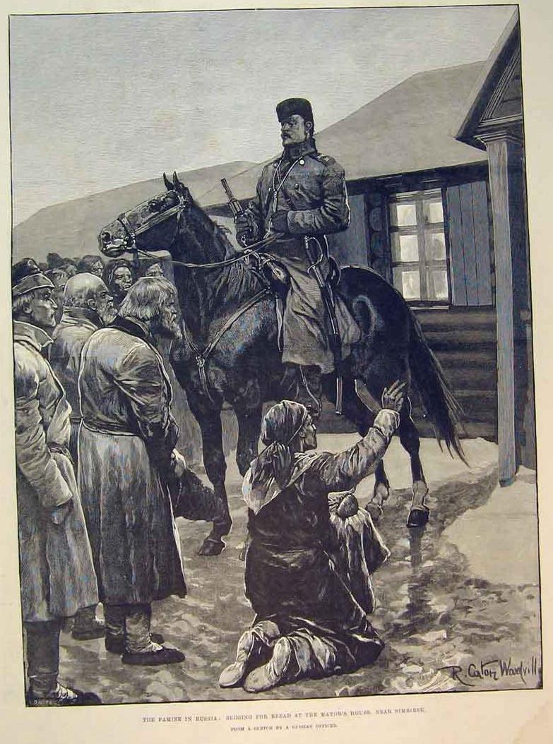 Как жилось крестьянину в «России, которую потеряли» - Часть №1