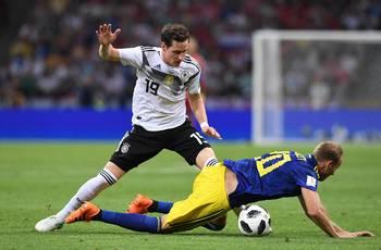 Германия -  Швеция2:1