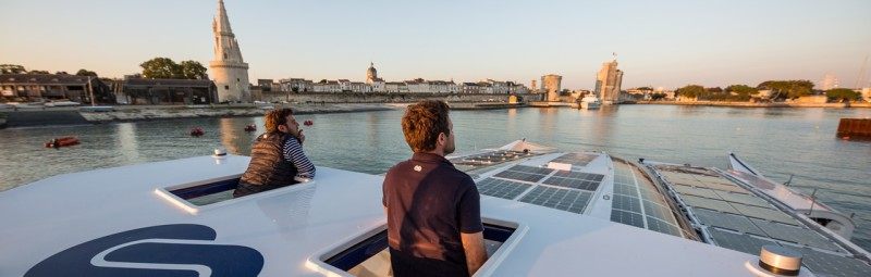 Первое бестопливное судно нашего времени отправится в 6-летний круиз