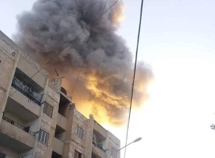 Террор населения городов Идлиба со стороны боевиков продолжается