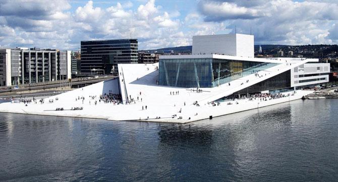 Впечатляющие здания мира, которые стоит увидеть своими глазами