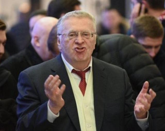 Жириновский высказался о «за…
