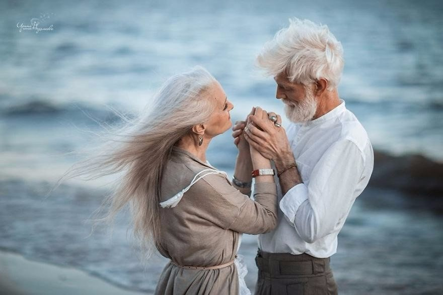 Любовь не подвластна времени и возрасту