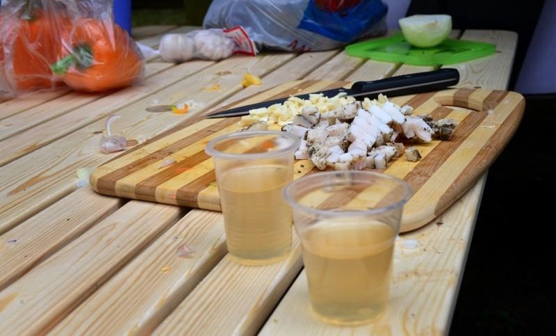 Русская полезнейшая хреновушечка еда, здоровые, напитки, своими руками, сделай сам, хреновуха