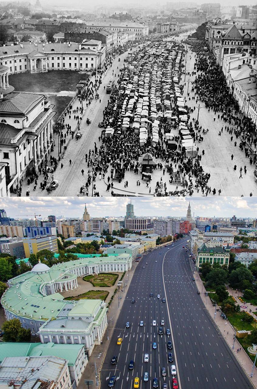 Сравним Москву, ч.1