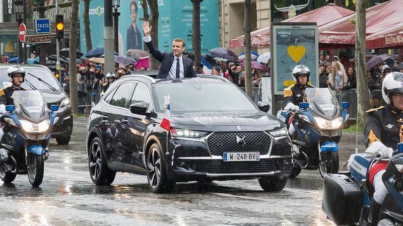 Машина для президента