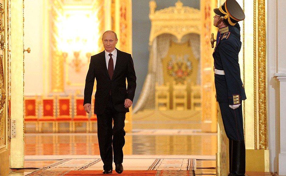 Путин скоро решит