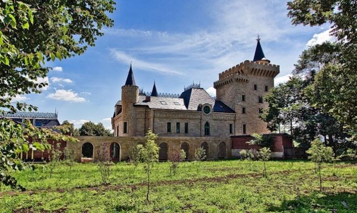Алла Пугачева и Максим Галкин показали свой дом-замок