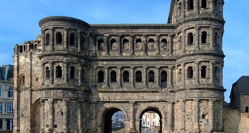 Потрясающий Трир: римский го…