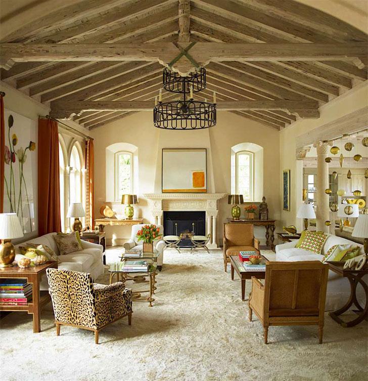 Первоклассный дизайн исторического дома во Флориде