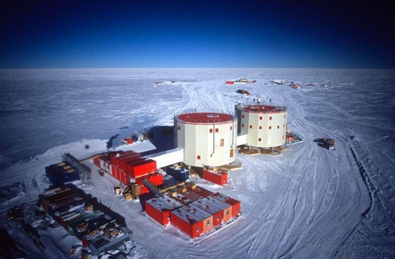 Как живут люди в Антарктиде