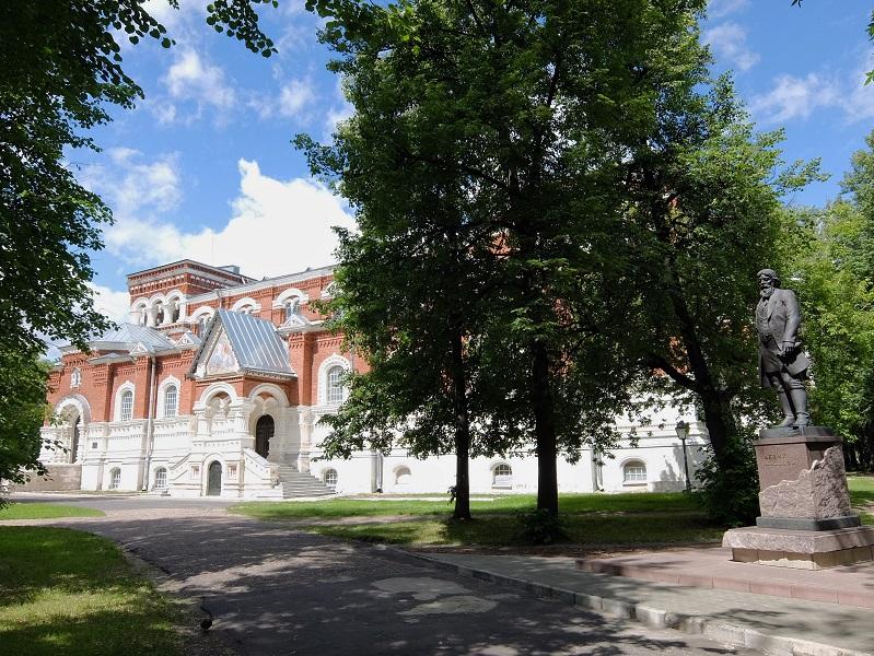 Гусь-Хрустальный - стекло и дореволюционный коттеджный посёлок