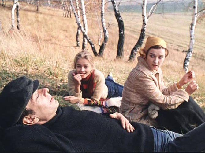 Русский молодой со зрелой 8 фотография