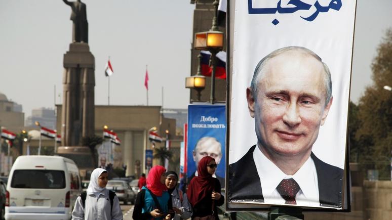 Arabian Business: Россия и С…