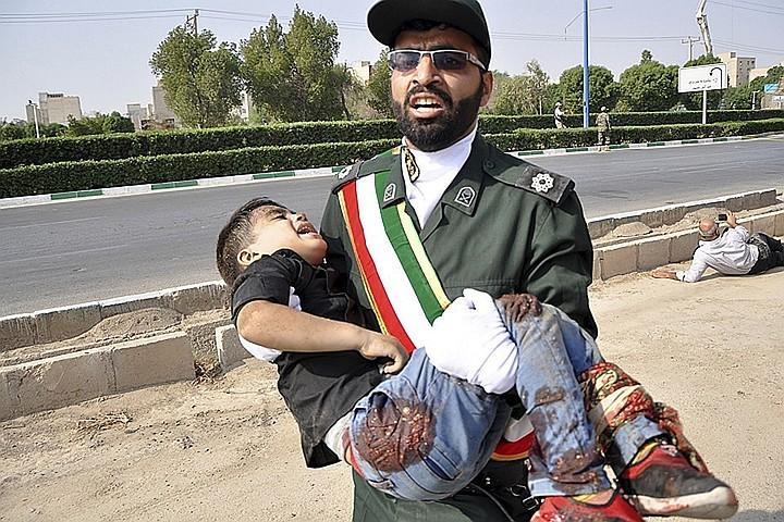 Иран объявил о ликвидации организатора теракта на параде в Ахвазе
