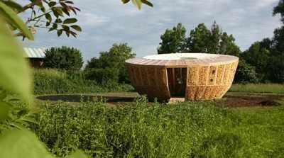 10 странных вещей, использованных для постройки домов