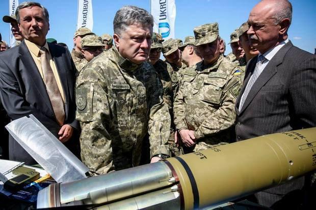 США пересекли красную линию на Украине