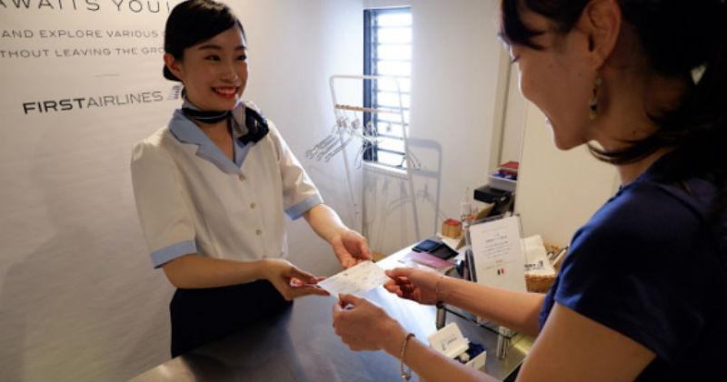 Для тех, кто видел бизнес-класс только на картинке: в Токио открылся ресторан-самолет