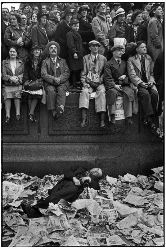 На коронации Короля Георга VI, 12 мая 1937 года, Лондон история, люди, мир, фото
