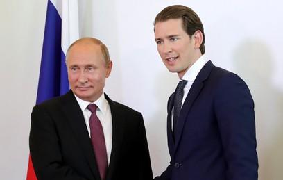 В Вене завершились российско-австрийские переговоры. Главное