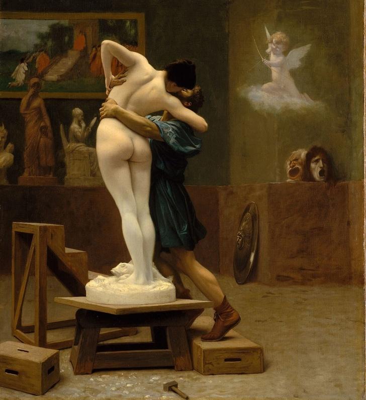 9 романтических картин, которые таят в себе множество загадок