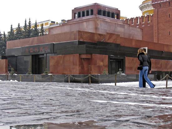Да здравствует Ленин, позор …