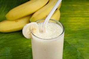 Освежающий банановый смузи с…