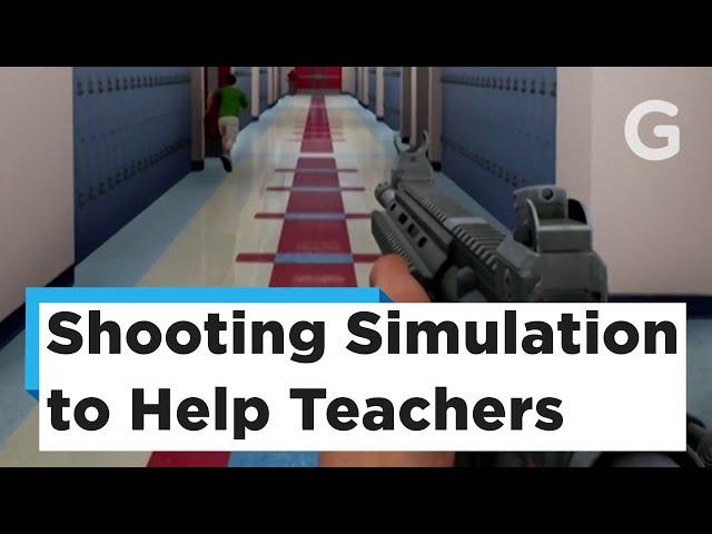 Симулятор расстрела школы