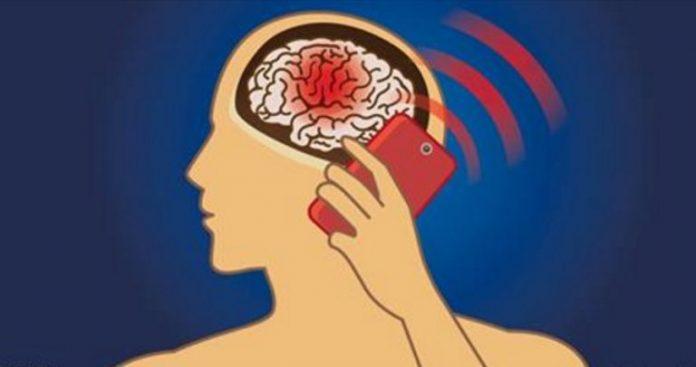 Что всего 2 часа использования мобильного телефона в месяц может сделать для риска развития смертельной опухоли мозга