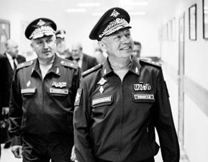 Россия победила Армению силами одного генерала