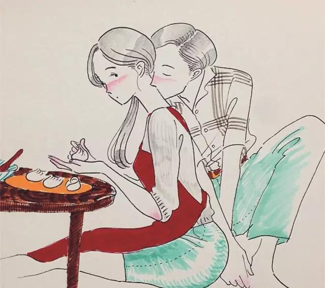 Только любовь! Нежные иллюстрации Мисаки Танаки