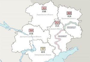 Украинцы против: ООН обнародовала опрос о войне в Донбассе