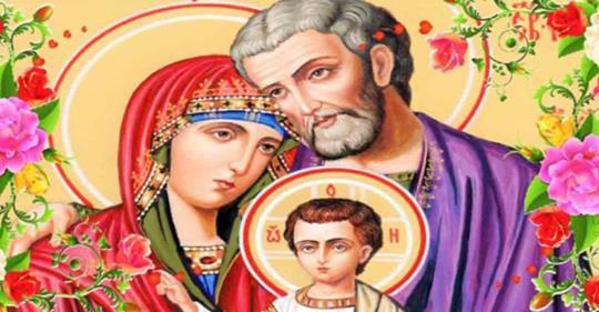 Чудотворная молитва о семье.…
