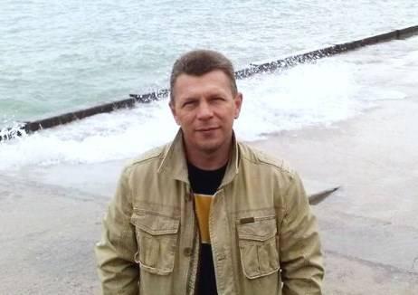 Журналист Сергей Веселовский из Симферополя позвонил в СБУ и сдался Киеву