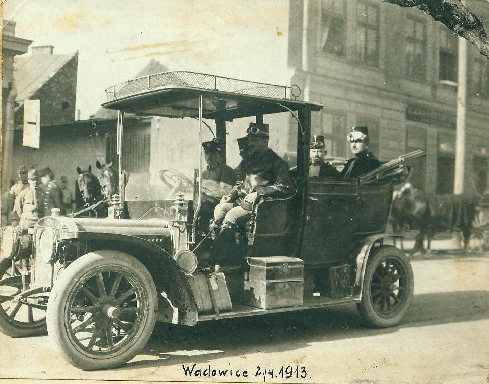 Этот день 100 лет назад. 17 (04) сентября 1912 года