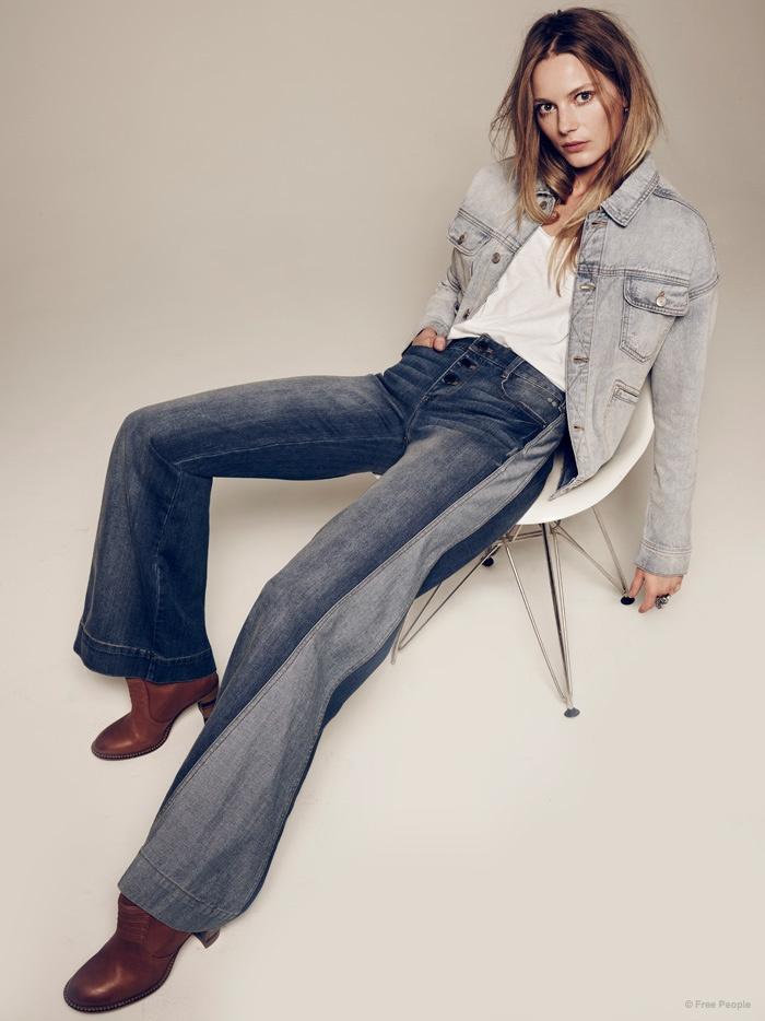 Переделки джинсов - изменение размера