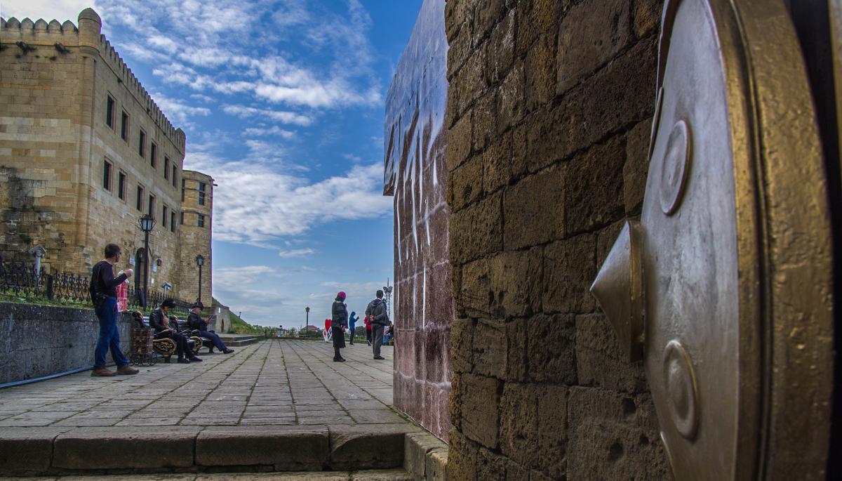 Нарын-кала: путешествие в цитадель персидских шахов