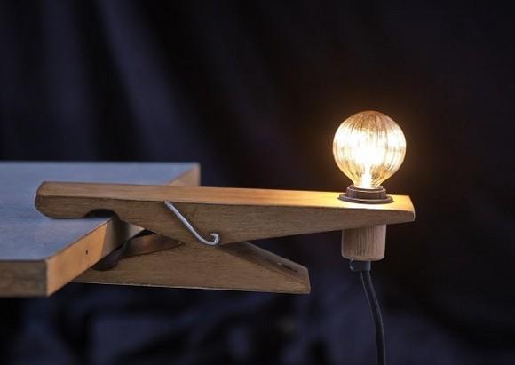 Необычные светильники
