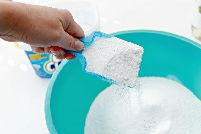 Как сделать таблетки концентрированных моющих средств