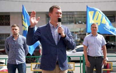 Кандидаты в мэры Москвы встречаются с жителями разных районов столицы