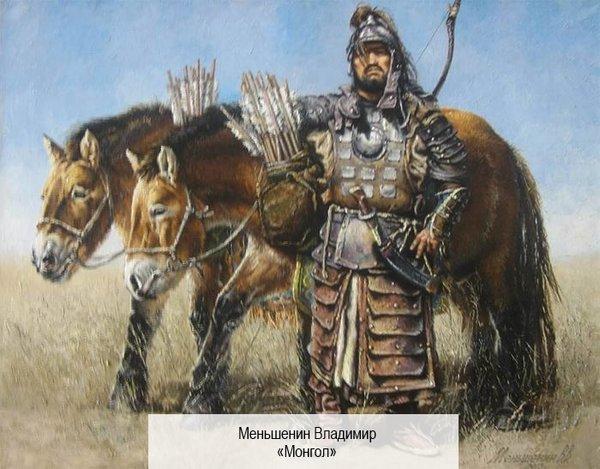 Мифическая армия Чингисидов