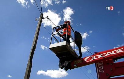 В Мытищах прошел рейд по борьбе с хищениями электроэнергии
