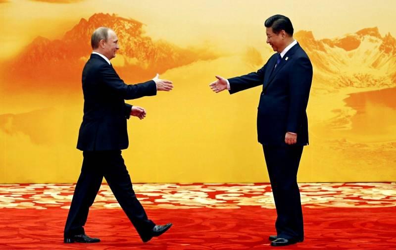 Китай присоединяется к западным санкциям против России?