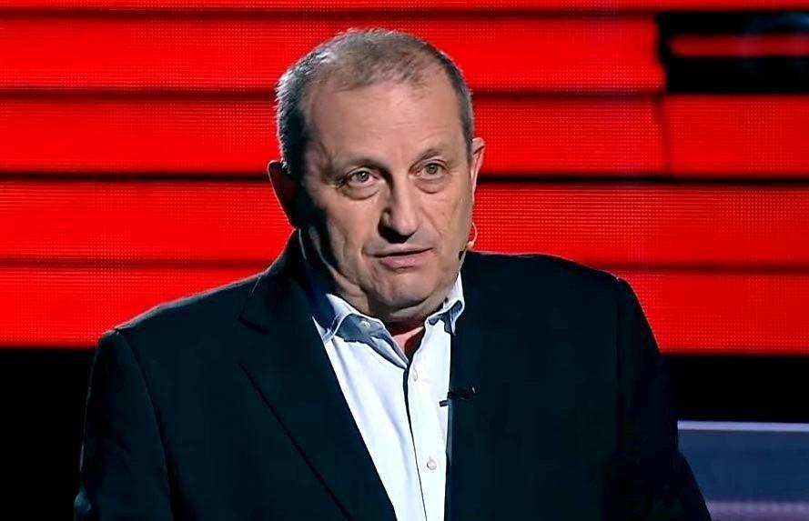 Яков Кедми: В Киеве разыграл…