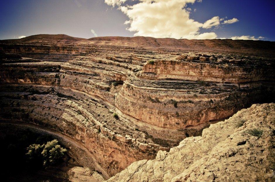 1923 20 самых красивых каньонов мира