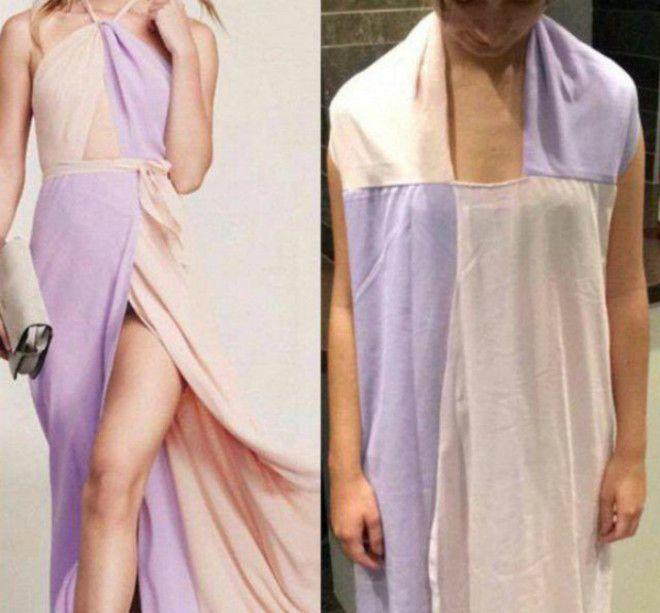 Платье Доделай сам
