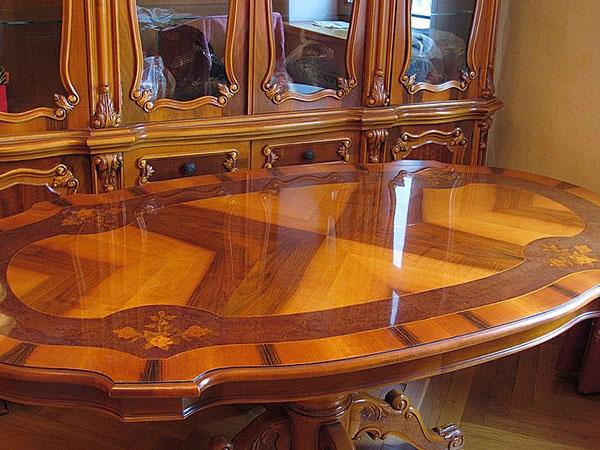 Полировка мебели в домашних условиях: косметическая или капитальная