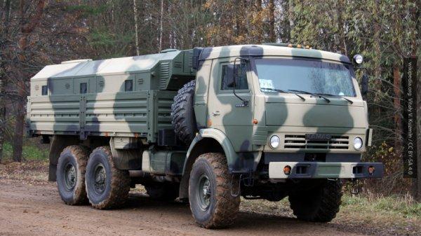 КамАЗ потратит полмиллиарда рублей на развитие беспилотных грузовиков