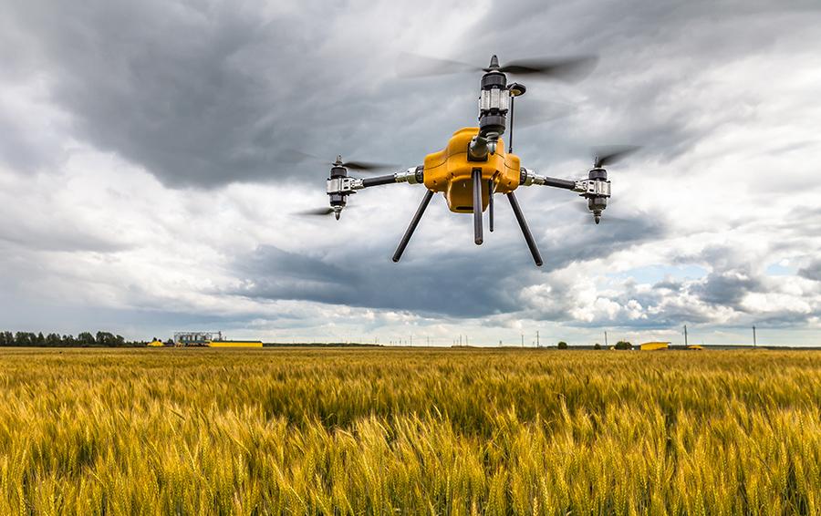 Что мешает полететь народному сельскохозяйственному дрону?